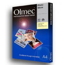 Olmec Photo Gloss heavy 260 A4 50 sheets